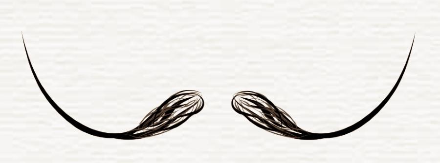 Иконка - усы Сальвадора Дали