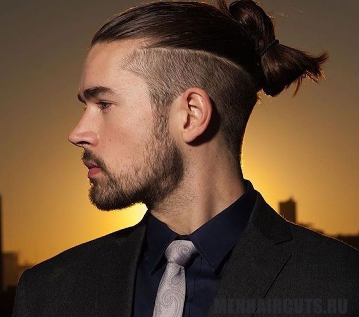 Quality men haircut